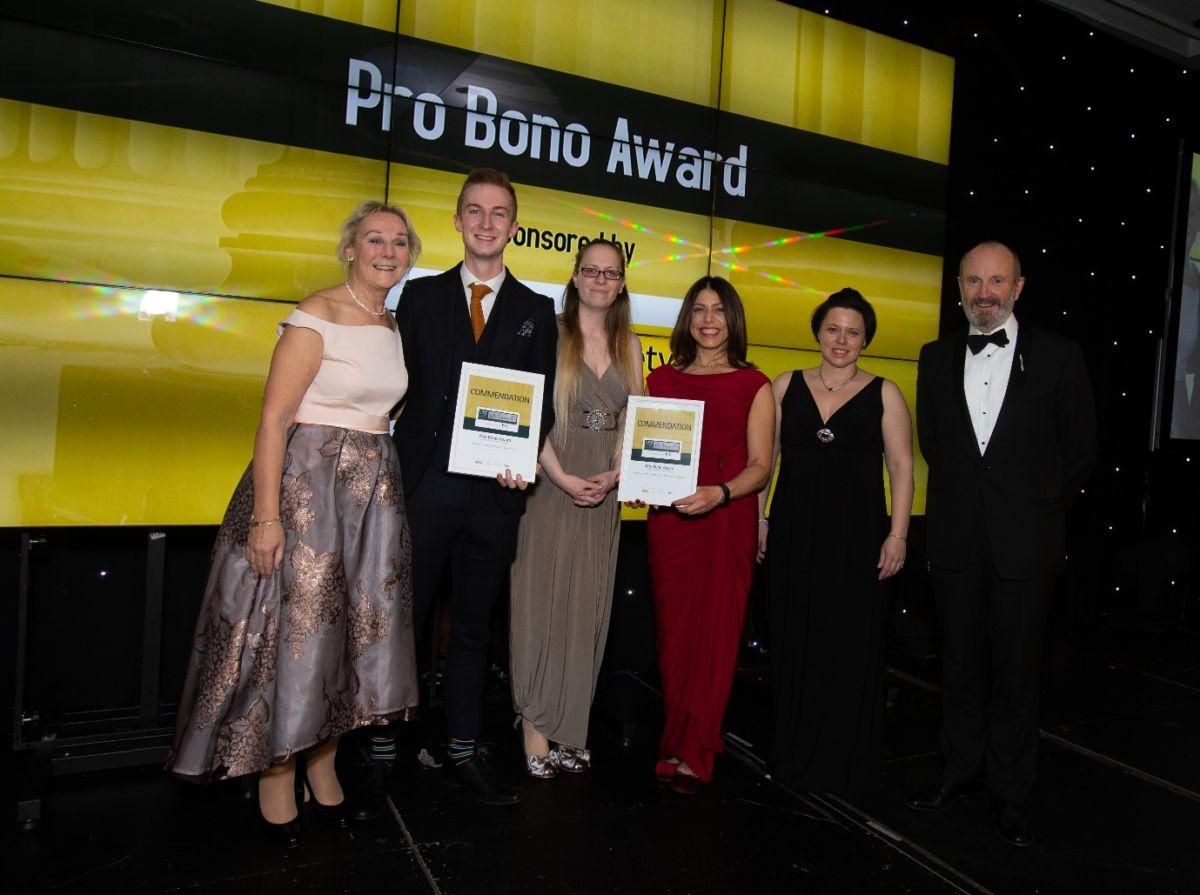 Law Awards of Scotland 2018